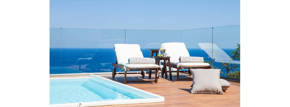 Exclusive Sea View with Private Pool