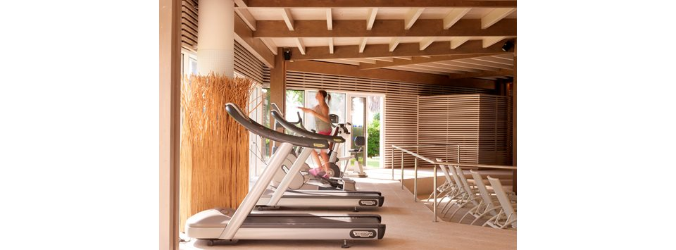 Fitness Center of Esperos Palace