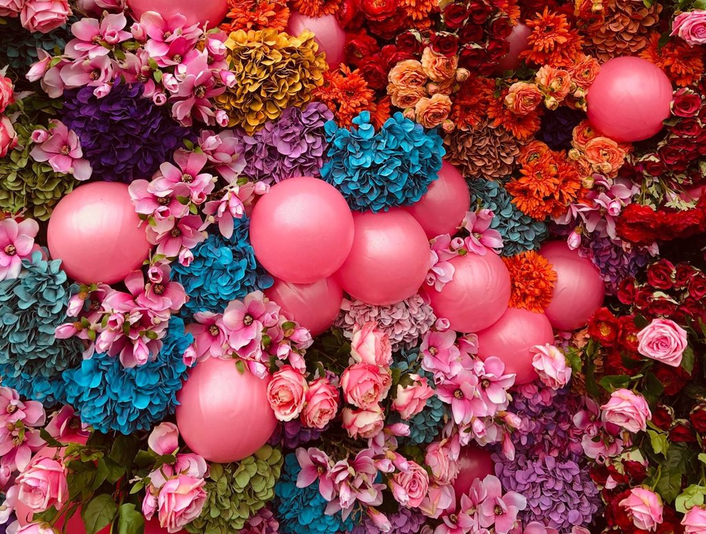Flower & Balloon Arrangements